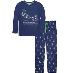 Endo - Piżama z długimi spodniami dla chłopca 9-13 lat C72V505_1