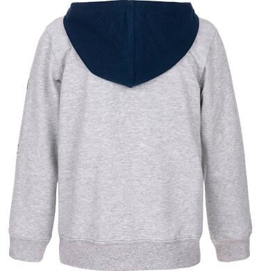 Endo - Bluza rozpinana z kapturem dla chłopca 3-8 lat C91C005_1