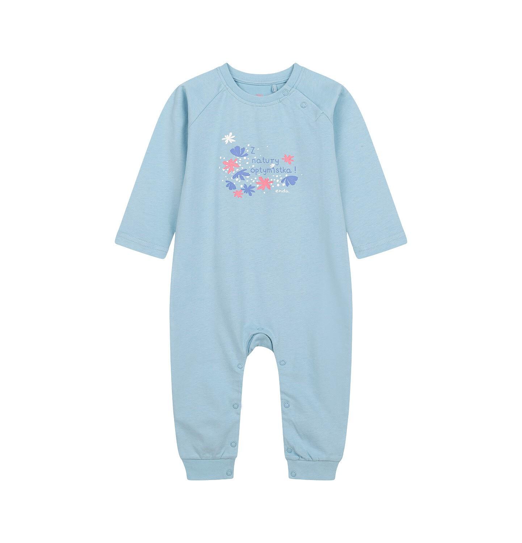 Endo - Pajac dla dziecka do 2 lat, niebieski N04N020_1