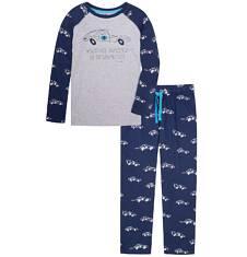 Endo - Piżama z długimi spodniami dla chłopca 9-13 lat C72V506_1