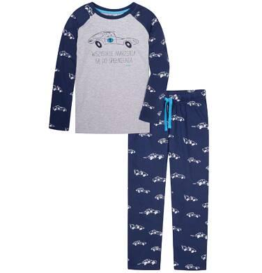Piżama z długimi spodniami dla chłopca 9-13 lat C72V506_1