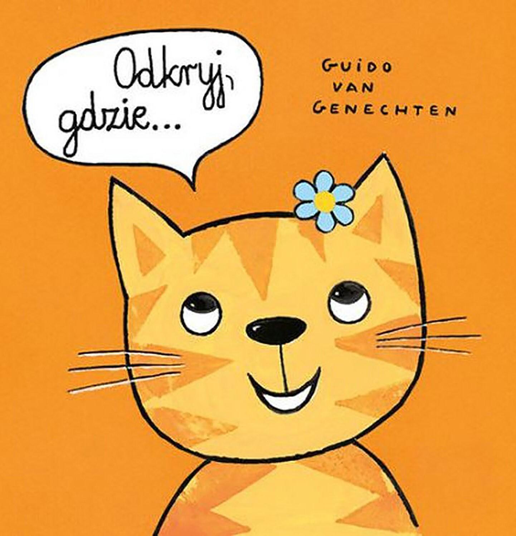 Endo - Odkryj, gdzie..., Guido Van Genechten, Adamada BK04273_1