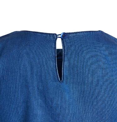 Endo - Sukienka dżinsowa dla dziewczynki 3-8 lat D81H016_1