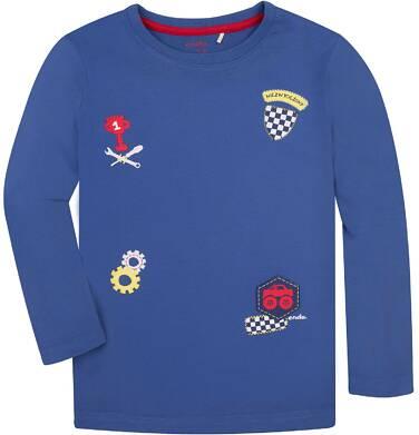 Endo - T-shirt z długim rękawem dla chłopca 3-8 lat C72G019_2