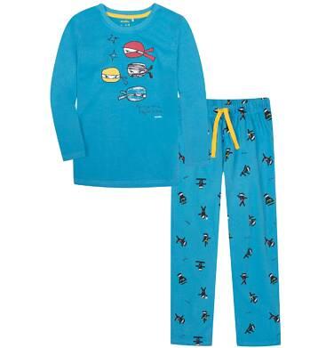 Piżama z długimi spodniami dla chłopca 9-13 lat C72V510_1