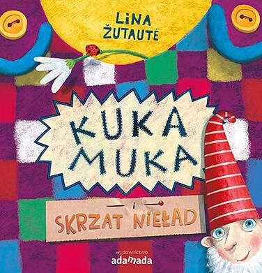 Endo - Kuka Muka i skrzat Nieład, Lina Zutaute, Adamada BK04277_1 24