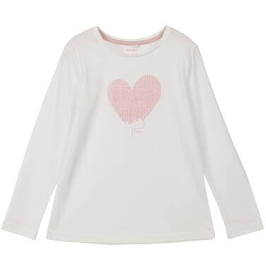 Endo - Bluzka z rozszerzanym dołem dla dziewczynki 3-8 lat D62G101_1