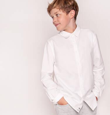 Koszula z długim rękawem dla chłopca 9-13 lat C91F501_1