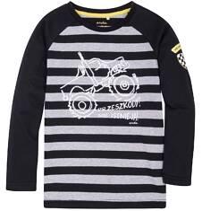 Endo - Koszulka z długim reglanowym rękawem dla chłopca 9-13 lat C72G529_1