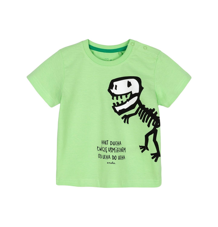 Endo - T-shirt z krótkim rękawem dla dziecka 0-3 lata N91G007_1