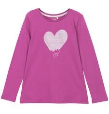 Bluzka z długim rękawem dla dziewczynki 3-8 lat D62G101_2