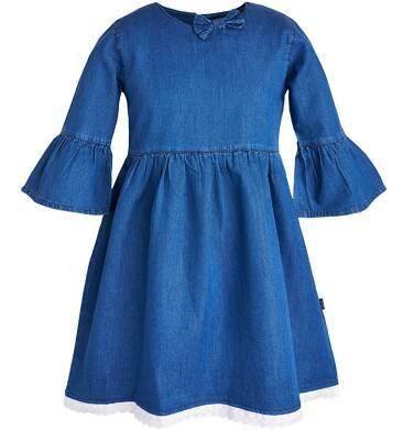 Endo - Sukienka dżinsowa dla dziewczynki 9-13 lat D81H516_1