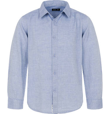 Koszula z długim rękawem dla chłopca 9-13 lat C91F501_2