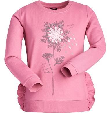 """Endo - """"Lecę jak płatek"""" Bluza z długim rękawem dla dziewczynki 9-13 lat D82C509_1"""