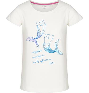 Endo - T-shirt z krótkim rękawem dla dziewczynki 9-13 lat D91G626_1