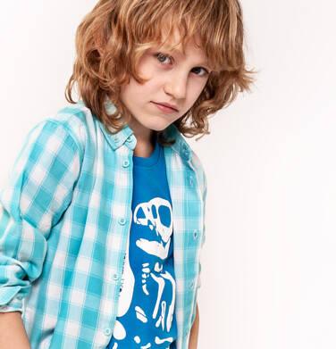 Koszula z długim rękawem dla chłopca 9-13 lat C91F502_1