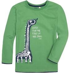Endo - Koszulka z długim rękawem dla chłopca 3-8 lat C72G111_1