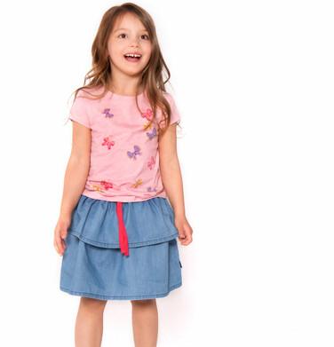 Endo - Spódnica dżinsowa dla dziewczynki 3-8 lat D81J008_1