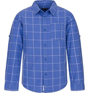 Koszula z długim rękawem dla chłopca 9-13 lat C91F502_2