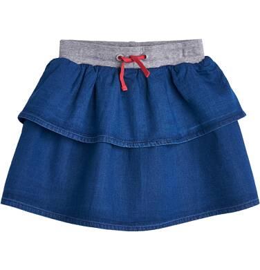 Endo - Spódnica dżinsowa dla dziewczynki 9-13 lat D81J508_1