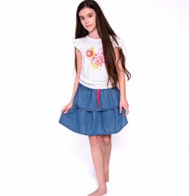 Spódnica dżinsowa dla dziewczynki 9-13 lat D81J508_1
