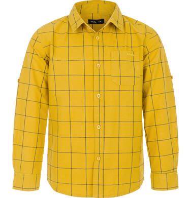 Koszula z długim rękawem dla chłopca 9-13 lat C91F502_3