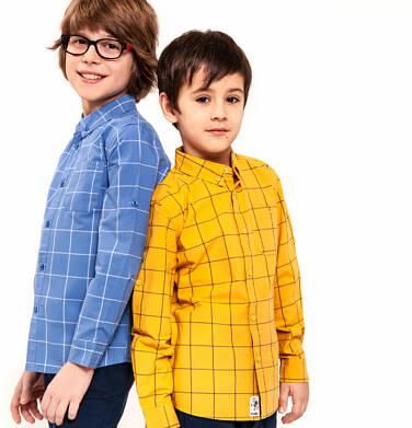 Endo - Koszula z długim rękawem dla chłopca 9-13 lat C91F502_3