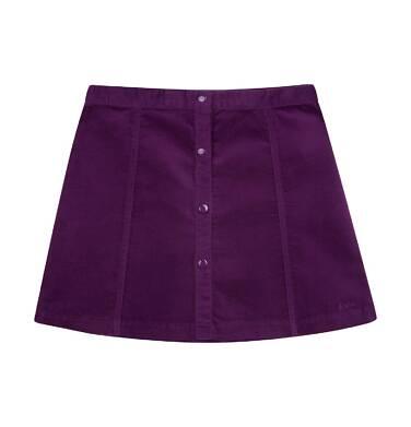 Endo - Trapezowa spódniczka dla dziewczynki 9-13 lat D72J502_2