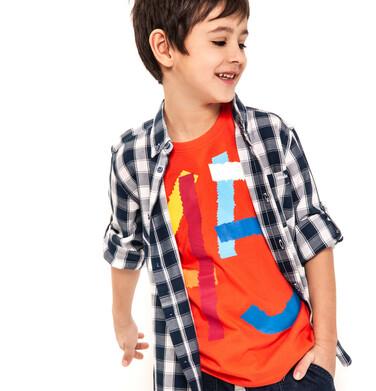 Endo - Koszula z długim rękawem dla chłopca 3-8 lat C91F002_4