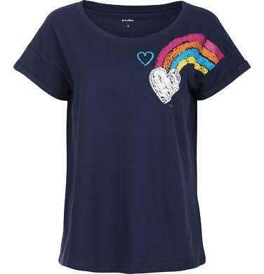 Endo - T-shirt damski z krótkim rękawem Y82G015_1