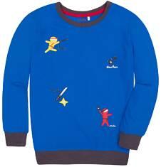 Endo - Bluza przez głowę dla chłopca 3-8 lat C72G101_1