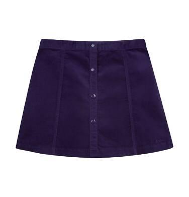 Endo - Trapezowa spódniczka dla dziewczynki 9-13 lat D72J502_3