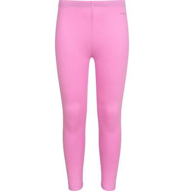 Endo - Legginsy dla dziewczynki, różowe, 2-8 lat D05K034_3 24
