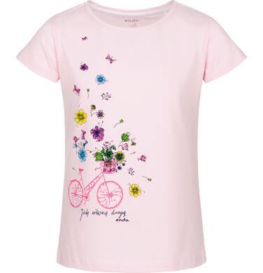 Endo - T-shirt z krótkim rękawem dla dziewczynki 3-8 lat D91G140_1