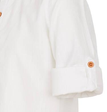 Endo - Koszula z długim rękawem dla chłopca 3-8 lat C91F005_1