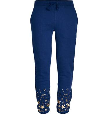 Endo - Spodnie dresowe dla dziewczynki 9-13 lat D82K523_2