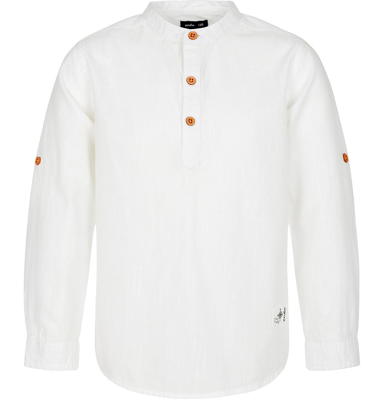 Endo - Koszula z długim rękawem dla chłopca 9-13 lat C91F505_1