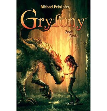 Endo - Gryfony. Znak Gryfa, Michael Peinkofer, Adamada BK04292_1 24