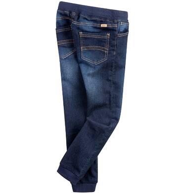 Endo - Jeansy z dzianinowymi ściągaczami dla chłopca C61K002_1