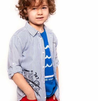 Endo - Koszula z długim rękawem dla chłopca 3-8 lat C91F007_1