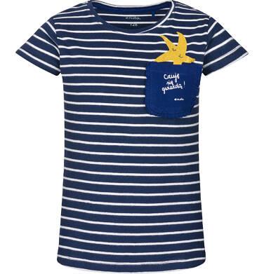 Endo - T-shirt z krótkim rękawem dla dziewczynki 9-13 lat D91G643_1