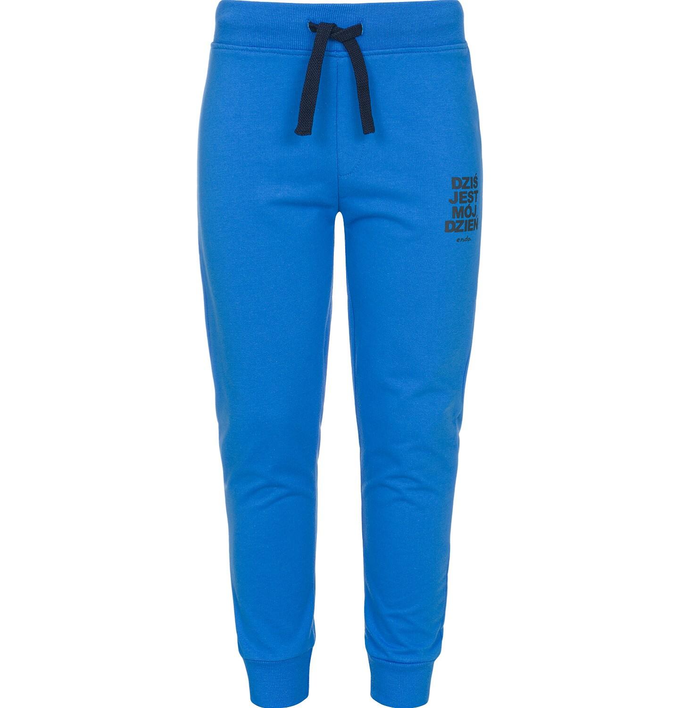 Endo - Spodnie dresowe dla chłopca 3-8 lat C92K009_2
