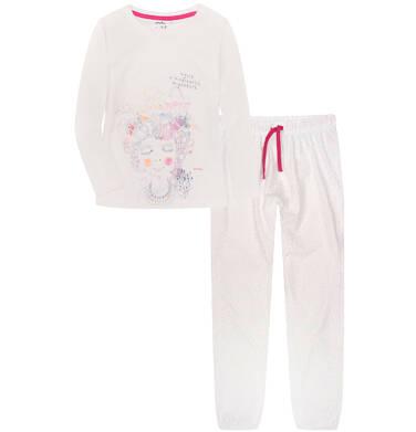 Endo - Piżama dla dziewczynki 3-8 lat D72V005_1