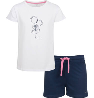 Endo - Strój na WF dla dziewczynki D03V506_1 1