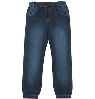 Endo - Jeansy ze ściągaczami dla małego chłopca C61K040_1