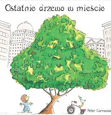 Endo - Ostatnie drzewo w mieście, Peter Carnavas, Adamada BK04295_1 8