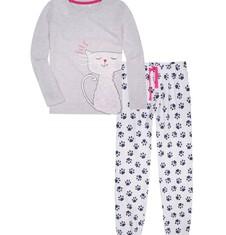 Endo - Piżama dla dziewczynki 3-8 lat D72V007_1