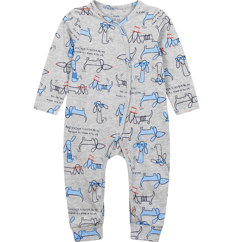 Endo - Pajac dla niemowlaka N82N217_1
