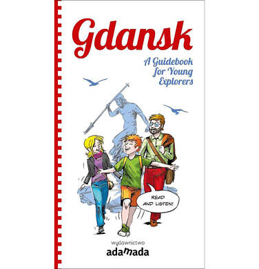 Endo - Gdańsk. A guidebook for young explorers, Tomasz Małkowski, Adamada BK04296_1 12