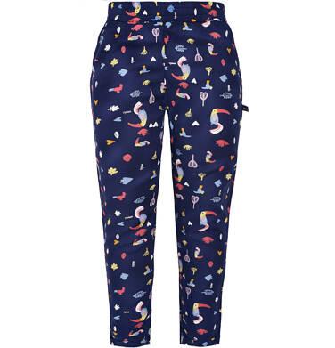 Endo - Spodnie z tkaniny dla dziewczynki 3-8 lat D81K032_1
